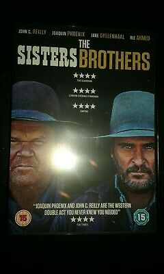 The Sisters Brothers (DVD) [2019] - Region 2 UK