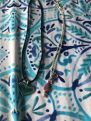 Kids Troll Necklace/ Mood Necklace Used