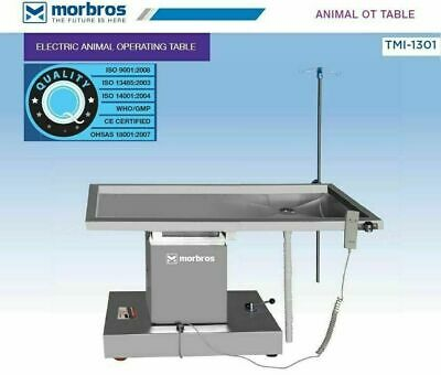 ANIMAL / Veterinary Operating Surgical Animal OT Table with up & down TMI 1301 @