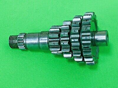 Lambretta Innocenti Pacemaker Gear Box Gear Cluster 19-17-13-11 Teeth