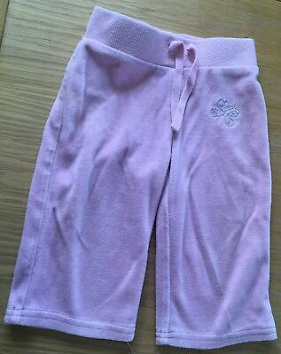 Baby Girls Pink Next Trousers Size 6-9 Months