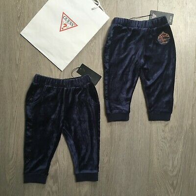 GUESS trousers joggers Baby 12 months BNWT