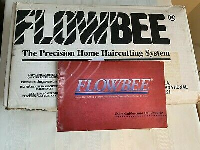 Vintage Flowbee Precision Home Haircutting System