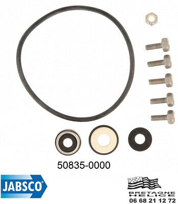 Kit Maintenance 50835-0000 Pour Pompe Jabsco 50840