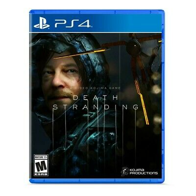 Death Stranding PS4 Standard Edition (DISC ONLY) (PRE ORDER) [Read Description]