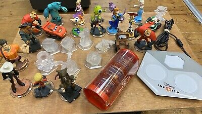 Disney Infinity PS3 Bundle with Game, Crystals and Power Discs