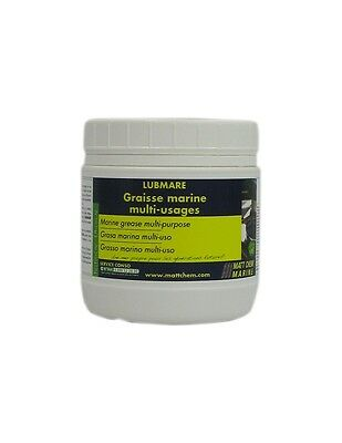 Lubmare - Graisse Marine Matt Chem Pot 500 Ml 640M.05