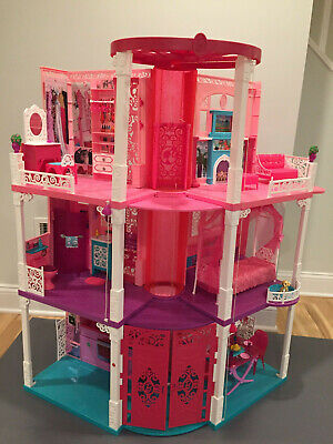 Barbie Dream House 3-Story w/Elevator 2013 Collectors (discontinued)