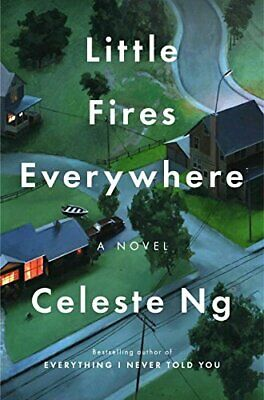 LITTLE FIRES EVERYWHERE By Celeste Ng **BRAND NEW**
