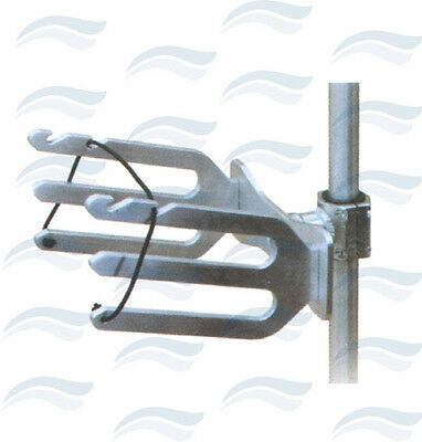 Support Wake Droit Alu Pour Tube Ø 40 A 50 Mm