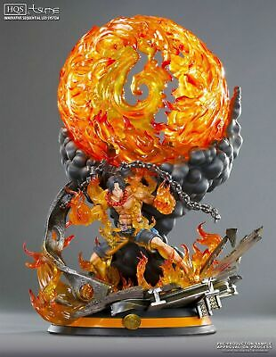 Tsume Portgas D. Ace HQS Statue 1/7 Scale Figure New US Seller Brand New