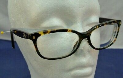"""Christian Dior """"Collection Les Marquises"""" Glasses Cd3265. Tortoise, Italy"""