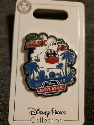Disney 2019 Theres Magic in the Air Skyliner Pin