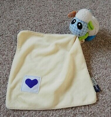 Cotton Zoo sheep lamb Soother Baby Comforter Blanket Toy soft plush toy doudou