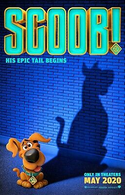 "Scoob! ( 11"" x 17"" ) Movie Collector's Poster Print - B2G1F"