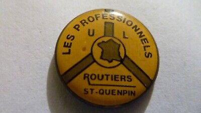Pin's  Camions  /  Les Routiers    /  Superbe