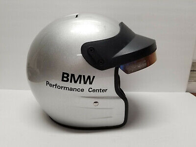 BMW Helmet GF650 Snell M2000 Silver Medium