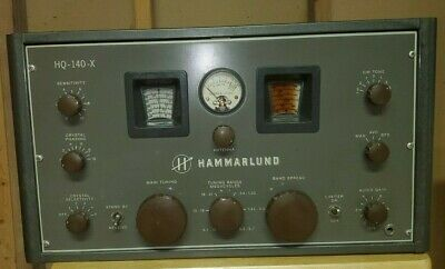 Hammarlund Replacement Clock Lens for HQ Receivers NEW!