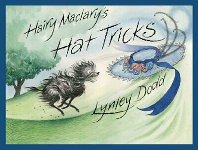 HAIRY MACLARY'S HAT TRICKS By Lynley Dodd - Hardcover **Mint Condition**