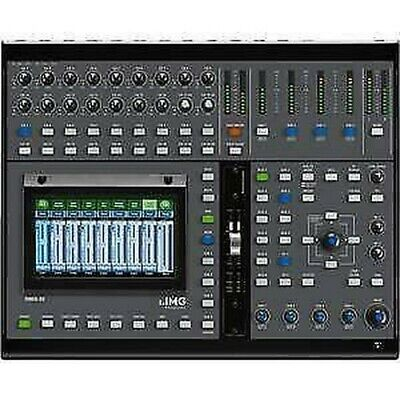 Mixer 8 Ch Control Using IPAD with USB and Dsp Monacor DMIX-20