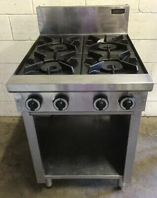 COBRA BY MOFFAT COMMERCIAL Restaurant 4 BURNER Gas Cooktop Stove Range
