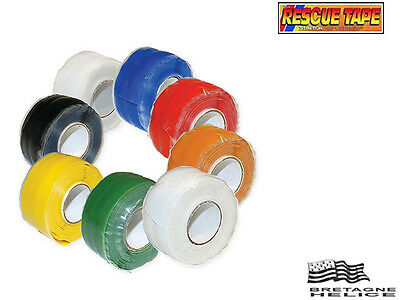 Rouleau Silicone Orange Rescue Tape
