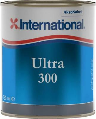 Antifouling Ultra 300 Noir  0.75L International Matrice Dure Ybb723-750