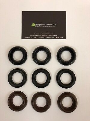 Genuine Pressure Washer Interpump Pump Water Seal Kit 69 For WS201 WS202 etc
