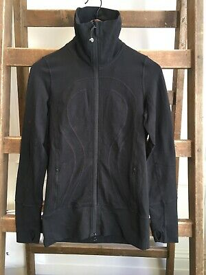 Black Lululemon Define Jacket US6