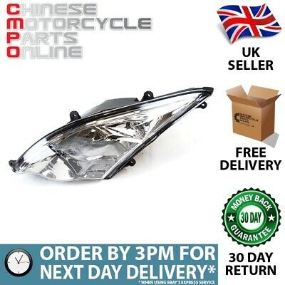 Left Headlight Assembly for ZS125T-40 (HLASM105)