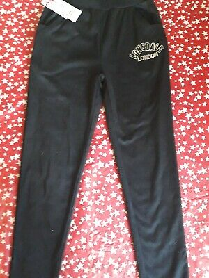 Girls Gym Jogging Bottoms Lonsdale Age 13