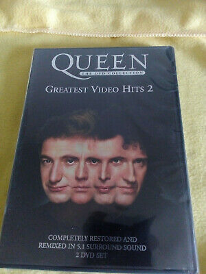 QUEEN  - Queen Greatest Video Hits 2 [DVD], LIKE NEW EX DISPLAY