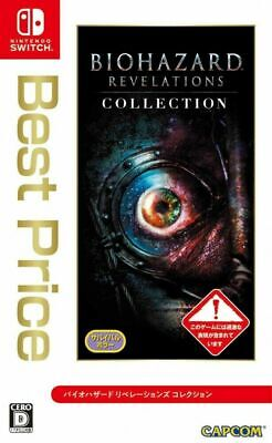 Nintendo Switch BIOHAZARD Resident Evil Revelations Collection Best Price Japan