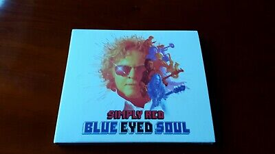 SIMPLY RED - BLUE EYED SOUL -CD - Released  November 2019.