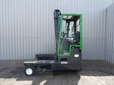 COMBILIFT C4000. 4100mm LIFT. USED DIESEL FORKLIFT TRUCK. (#2487)