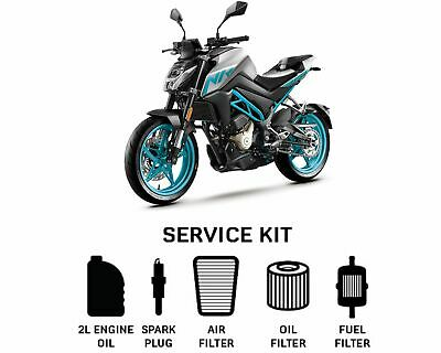 Genuine Quadzilla CFMOTO 250 NK Motorcycle Service Kit OEM