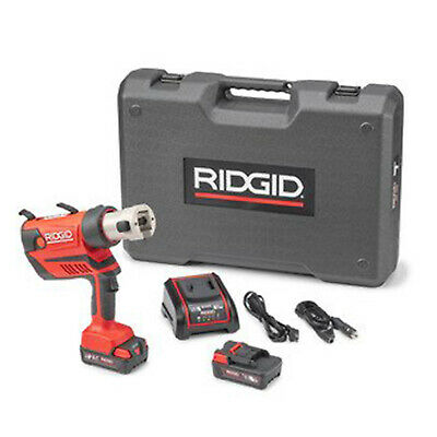 Ridgid 43348 RP 340 Battery Press Tool Kit