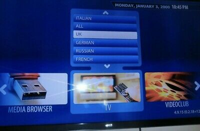 12 months iptv subscription (ONLY)