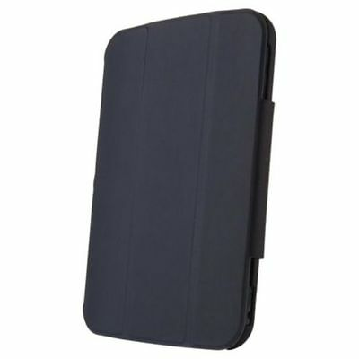 """JOB LOT 30 X GENUINE Tesco Hudl 7"""" Soft Touch Folding Case And Stand BLACK  £300"""