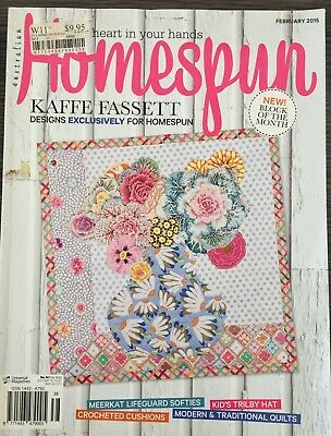 Homespun February 2015