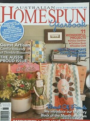 Homespun Yearbook No 68