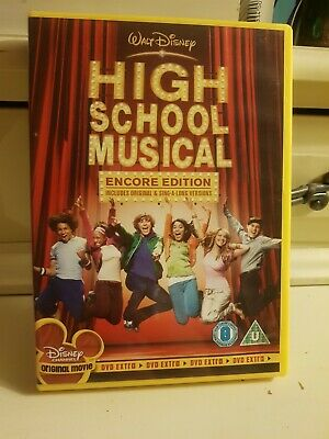 High School Musical (DVD, 2006)