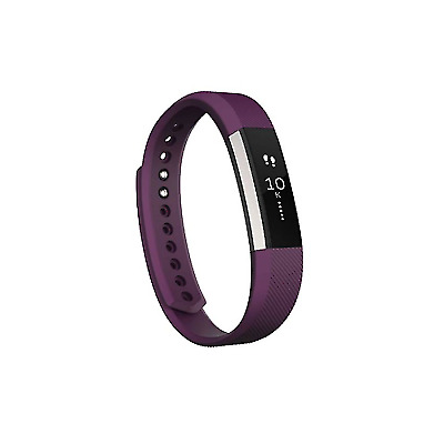 Fitbit ALTA Fitness Wristband Activity Tracker Small - Plum
