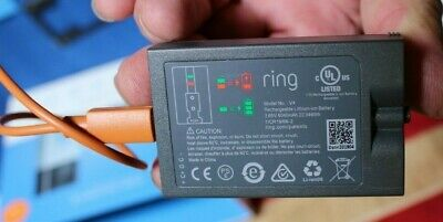 Ring V4 Quick Release Rechargeable Battery Pack Only  For Video Doorbell 2