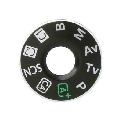 For Canon 6D Camera Function Dial Mode Plate Interface RepairBest Cap B M8Z7