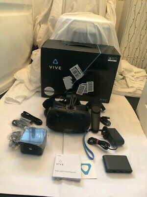 Htc Vive Virtual Reality System Gaming Headset *Boxed*Uk