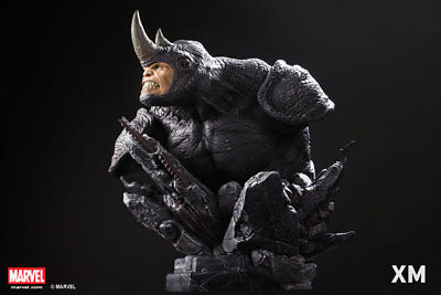XM Studios Marvel Rhino Bust Exclusive Brand New US Seller ships NOW