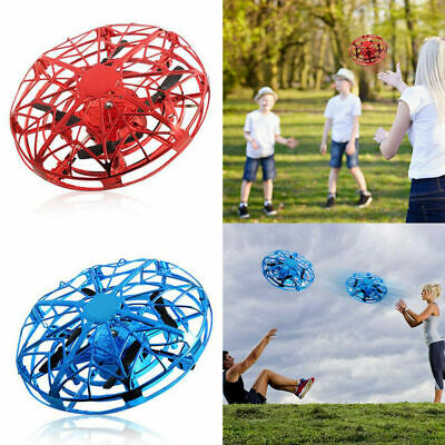 Mini Drones 360° Rotating Smart Mini UFO Drone for Kids Flying Toys Xmas Gift AM