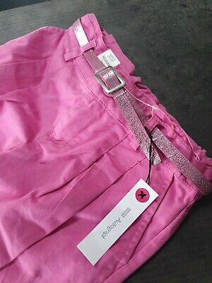 Girls Trousers Bottoms Ms Age 5-6