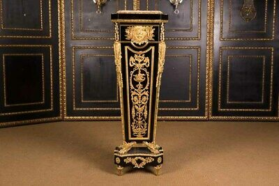 Majestic Column Podium in style Louis XVI Style after J. Henri Riesener